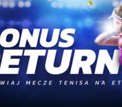 Bonus return 25% do 100 zł w eToto